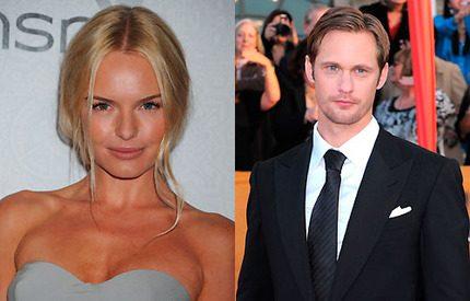 Kate Bosworth dyrkar Alexander Skarsgård