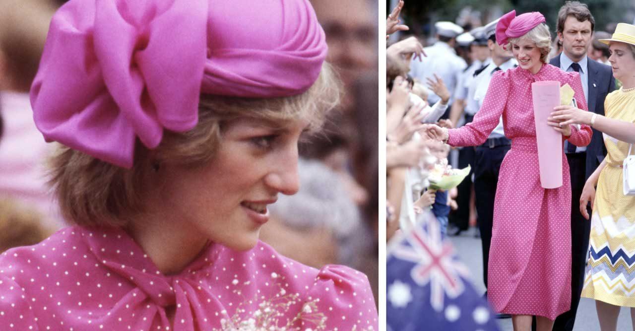 Emma Corrin är kusligt lik Diana på nya foton