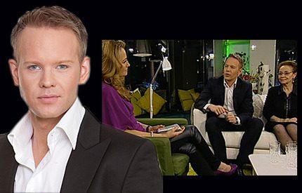 Webb-tv! Daniel Nyhlén om största kungliga festprissen