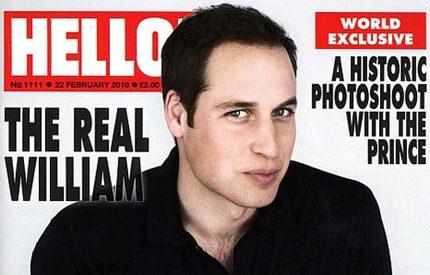 Har prins William skaffat sig en ny hårfärg?