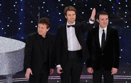 Webb-tv! <br>Hör prins Emanuele Filiberto debutera som sångstjärna