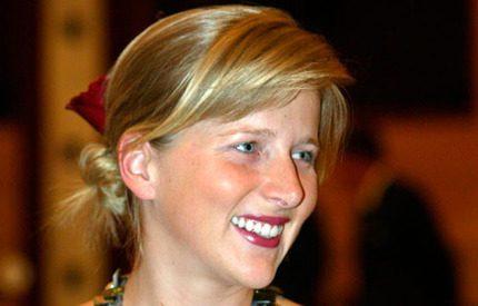 Miljardärskan Cristina Stenbeck väntar tvillingar