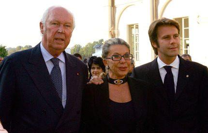 Interna strider i det italienska ex-kungahuset