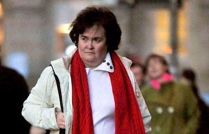 Går sagan om Susan Boyle mot sitt slut?