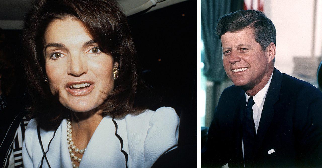 Hon var med vid Jackie Kennedys dödsbädd – berättar om Jackies sista stund