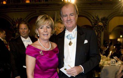 Två svenskar på listan över världens rikaste