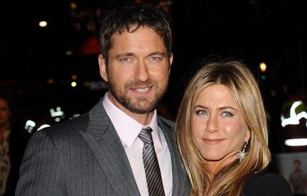 Har Jennifer Aniston en romans med Gerard Butler?