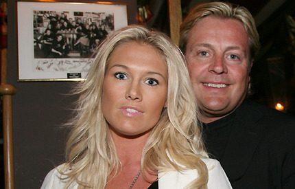 Runar och Jessica Søgaard fick en son!