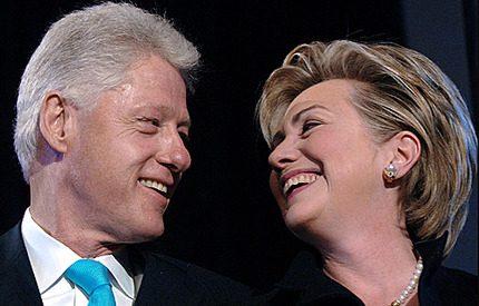 Bill Clinton akut hjärtopererad