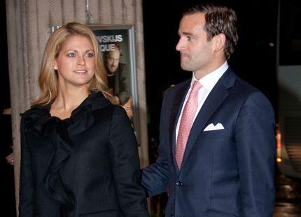 Prinsessan Madeleines och Jonas Bergströms kärlekskris...
