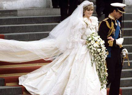 Prinsessan Dianas klänningar på auktion!