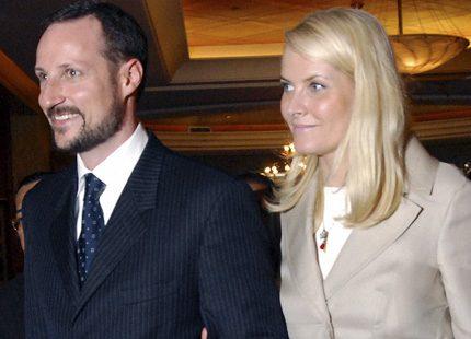 Kronprinsessan Mette-Marit glömdes bort av norska hovet...
