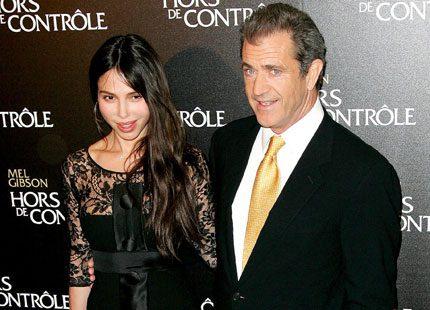 Mel Gibson har redan separerat från sin ryska babymamma