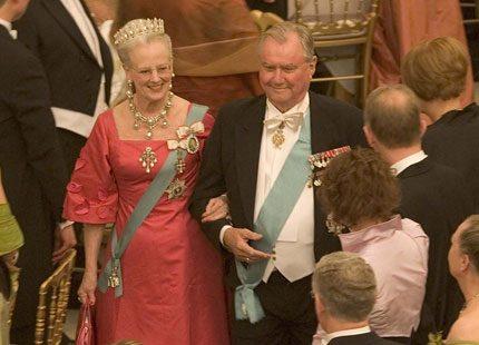 Webb-tv: Cliff Richard firade den danska drottningen