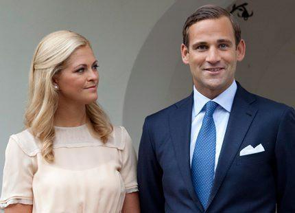 Prinsessan Madeleines brutna förlovning nu en världsnyhet