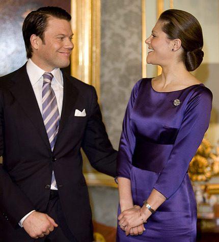Daniels 35 + ... som fick kronprinsessan Victoria på fall!