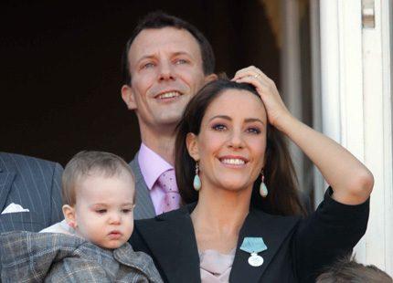 Prins Joachim och prinsessan Marie kan inte komma på bröllopet