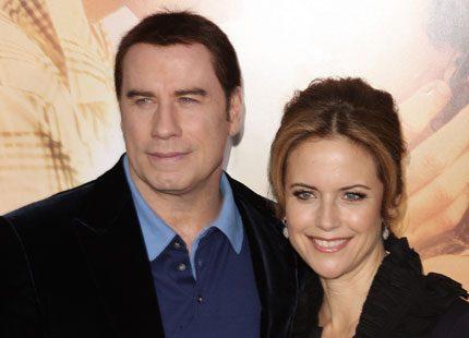 John Travolta och Kelly Preston väntar barn igen