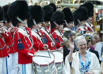 Bildspel: Drottning Margrethe firad igen!