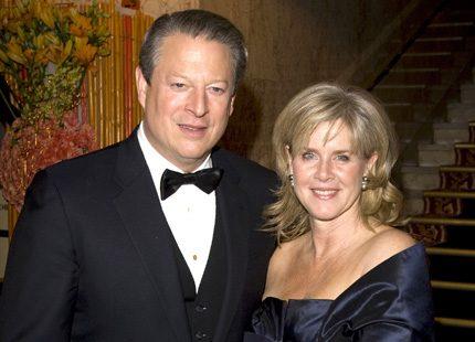 Al Gore skiljer sig från frun efter 40 år