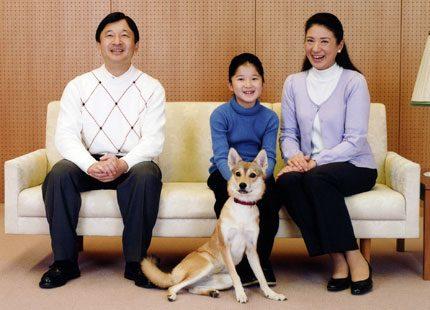 Japanska kejsarfamiljen förnekar att de velat droga skolelever