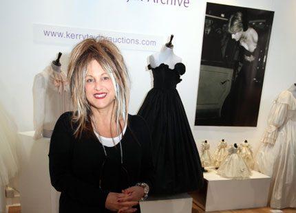 Prinsessan Dianas klänning såldes dyrt