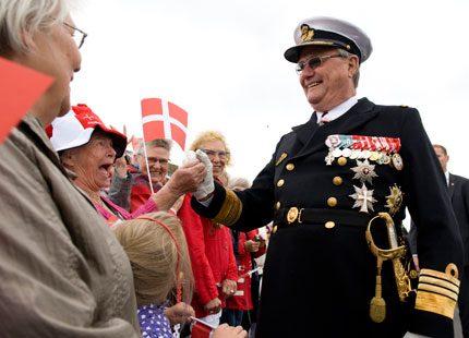 Grattis prins Henrik på 76-års dagen!