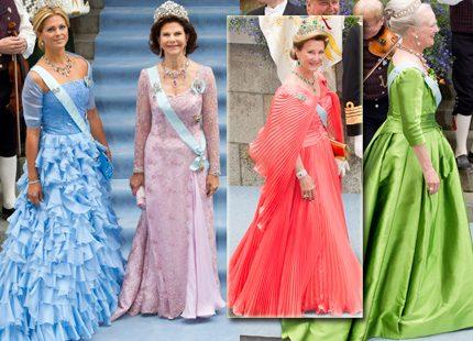 4d73c04f26c0 Rösta på din kungliga favoritklänning från bröllopet! | Svensk ...