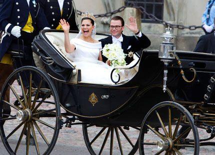 2011 - tre nya kungliga bröllop väntar...