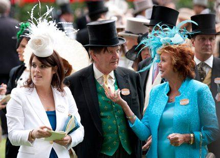 Bildspel: Hattparad på Royal Ascot