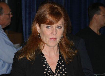 Sarah Ferguson i nytt blåsväder