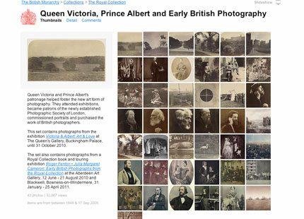 Brittiska kungahuset visar upp unika bilder på nätet