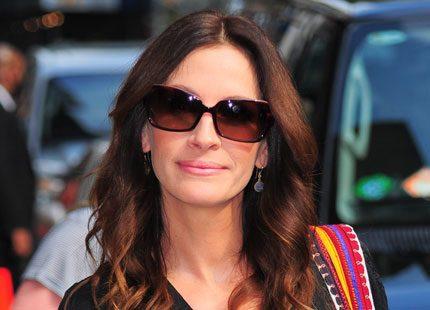 Julia Roberts: Jag tror inte på Botox
