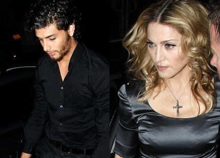 Madonnas 52-årsfest <br> – dyr och tråkig…