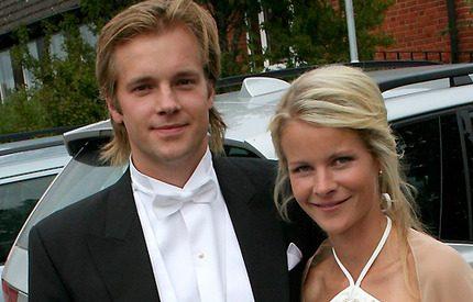 Malin Baryard och Henrik<br> blir föräldrar igen