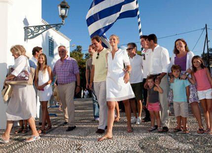 Bröllopsyran i Grekland har börjat!