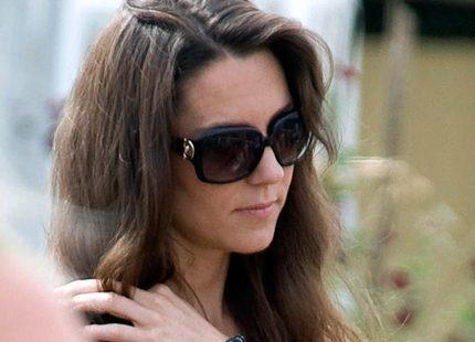 Kate Middleton klarar inte trycket...