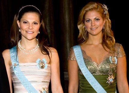 Prinsessan Madeleine gör som storasyster Victoria