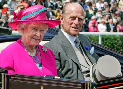 Först nu visas prins Philips tavla av drottning Elizabeth från 1965