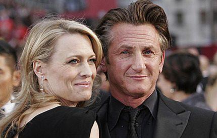 Sean Penn och Robin har ångrat sig - ingen skilsmässa