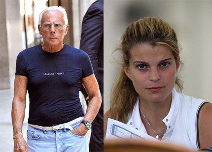 Giorgio Armani har köpt ö av Athina Onassis