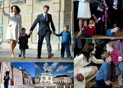 Bildspel: 220 miljoner skäl till att busa <br> för prins Christian