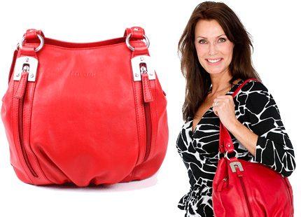 Webbshopen: Paul Chris väska i bagmodell