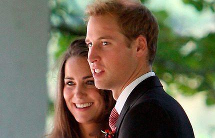 Prins Williams och Kates förlovningsfilm snart klar