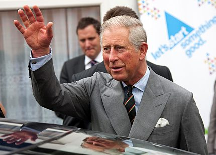 Prins Charles: <br> Jag tror på mirakel!