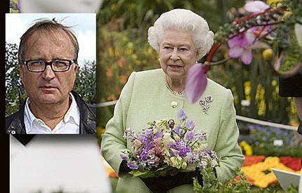Svensken Ulfs gröna fingrar hyllades av drottning Elizabeth