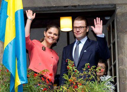 Bildspel: Utländsk press om Victorias och Daniels Frankrikeresa
