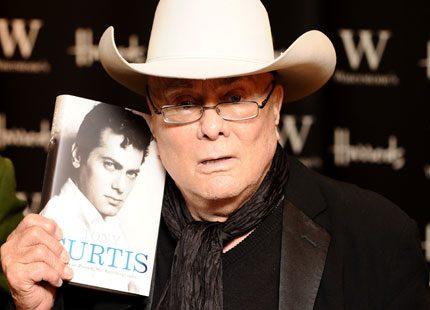Tony Curtis är död