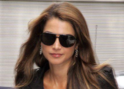 Drottning Rania talar ut om sjukhusbesöket