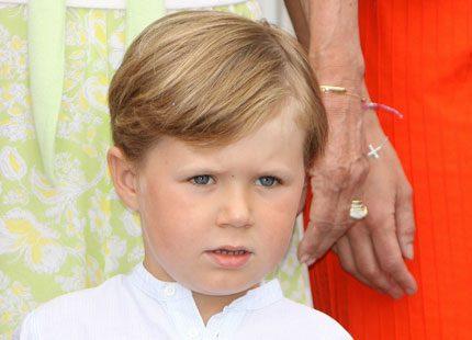 Bildspel: Prins Christian fyller fem år idag